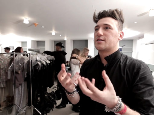 Profile of a Stylist – Behind The Scenes